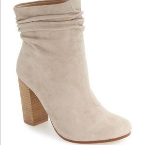 Georgie block heel boot by Kristin Cavallari